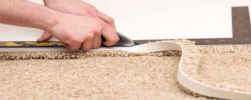 Carpet Repairing: Wrinkle Removal Process